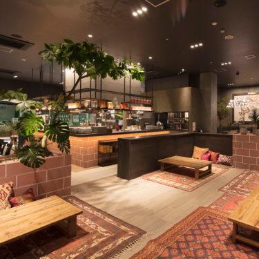 【河内磐船駅から徒歩16分】食堂カフェpotto × タニタカフェ 交野店